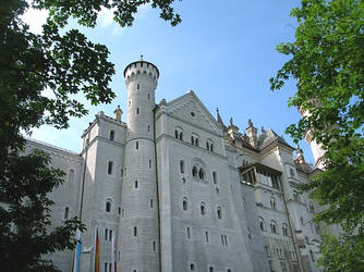 Germany -Neuschwanstein Castle by AgiVega