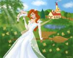 Ginny the bride