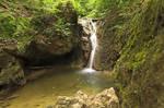 Little Hidden Waterfall
