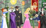 MWPP Era Hogwarts Costume Ball