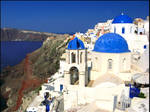 Greece-Postcard from Santorini