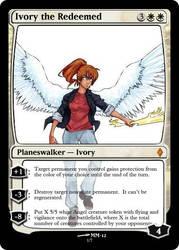 Ivory Planeswalker
