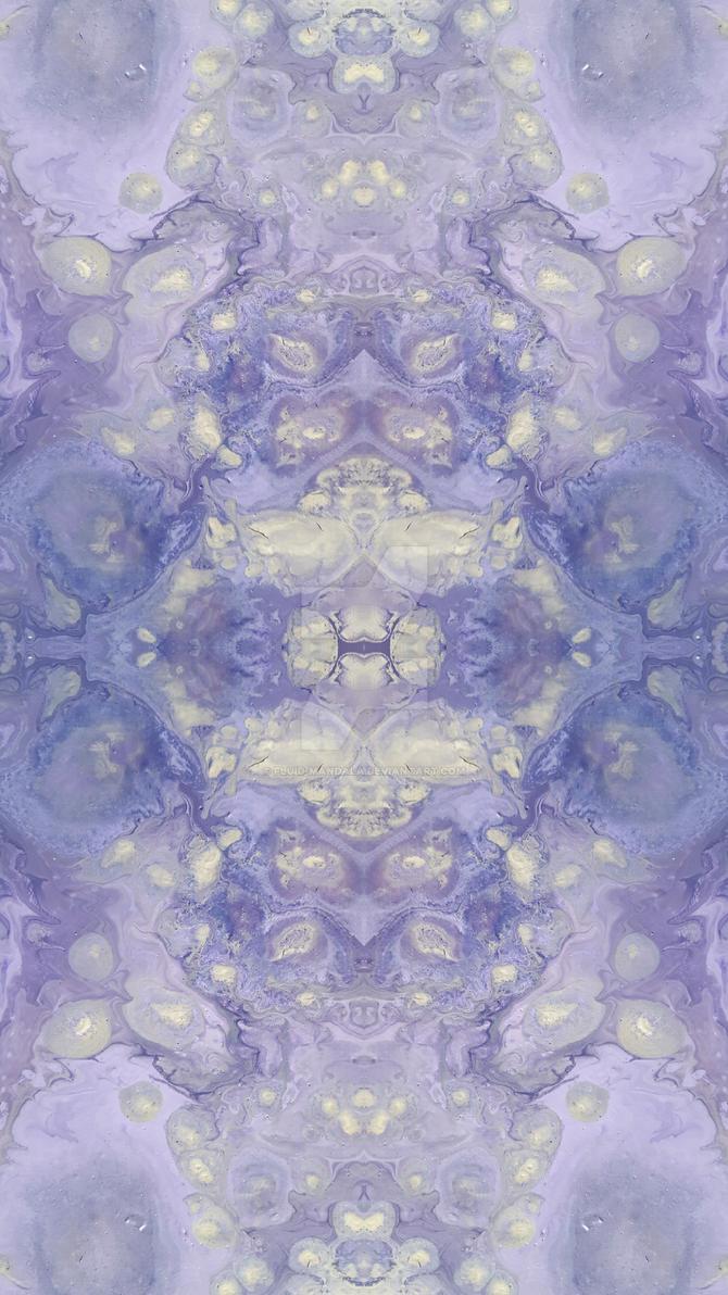 Energy by Fluid-Mandala
