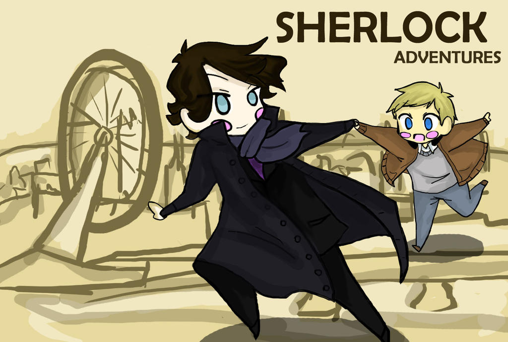 Sherlock Adventures by Kotoni-Chan