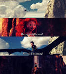 Here comes Hiccup!