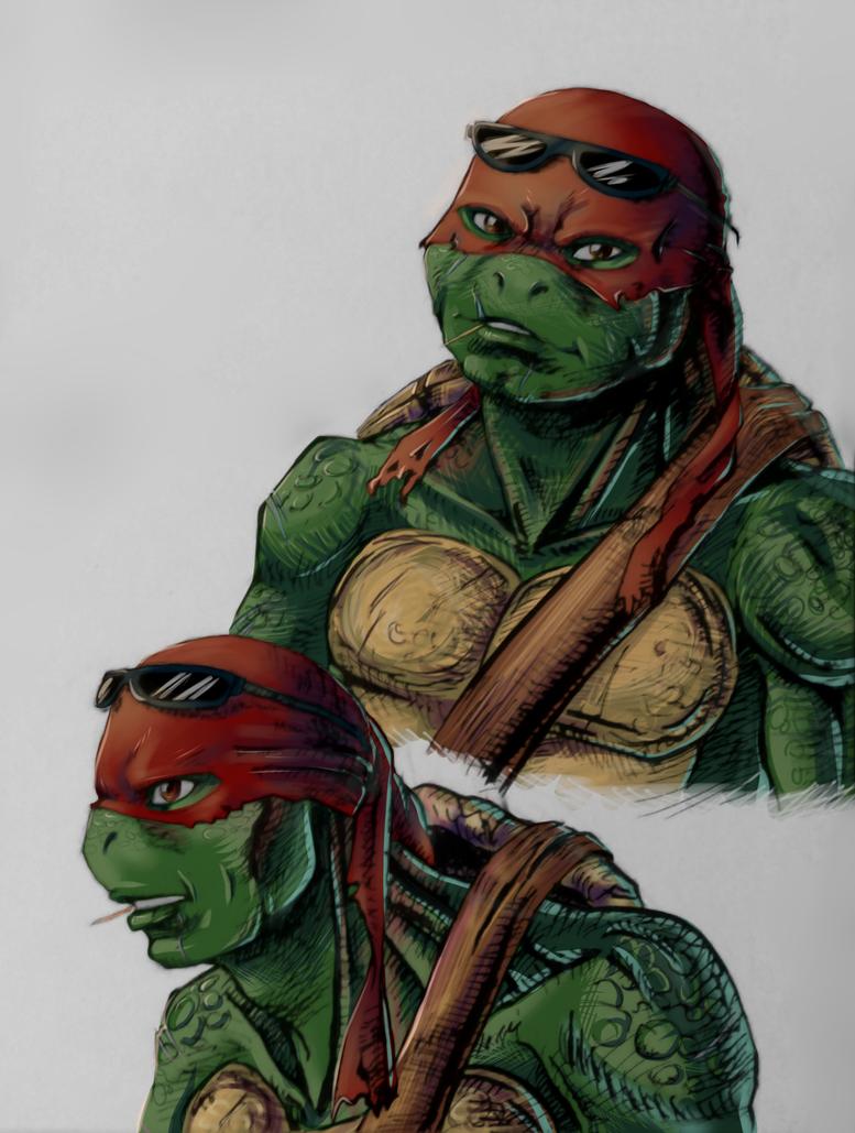 Raphael 2014 by fearlarsen