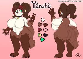:Commission: Yanshe Reference