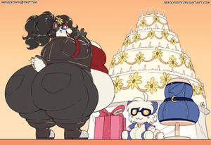 :Commission: Xinxin's Birthday