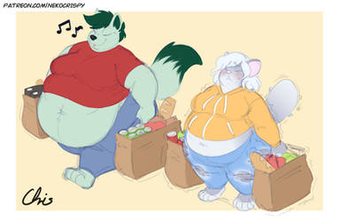 :Commission: Logan  Rory Groceries