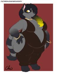 :Commission: Fancy Olivia