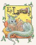 Ex Libris: book label