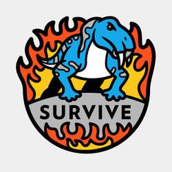 Lystrosaurus says survive!