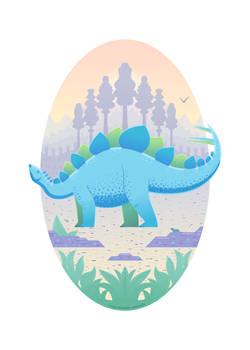 Stegosaurus of the Morrison