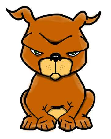 Evil Dog by doktordan10 on DeviantArt