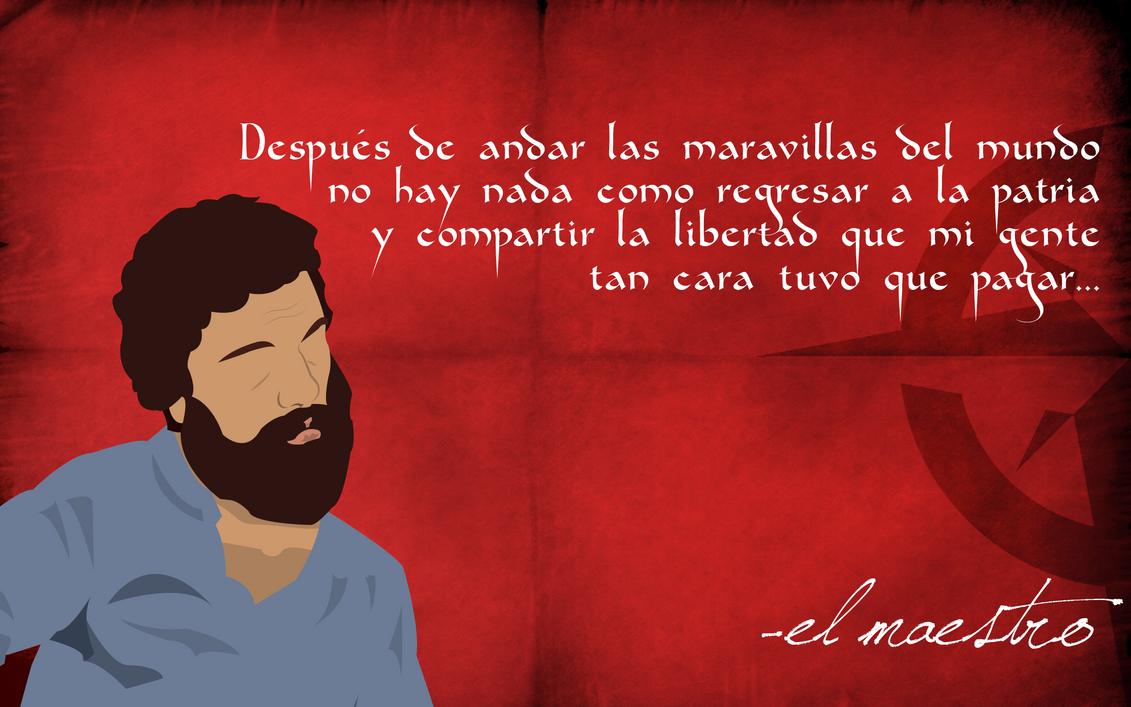 El Maestro by doktordan10