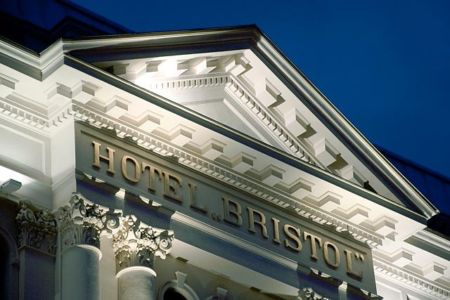 Hotel Bristol 2 by Pazdan