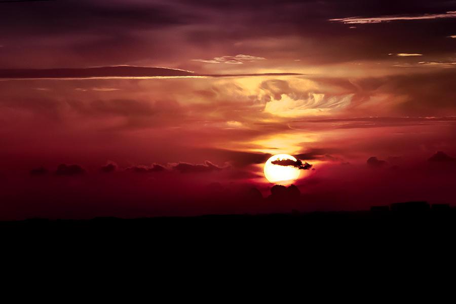 Tunisia - sunset by Pazdan