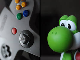Nintendo by SensiblexHeart