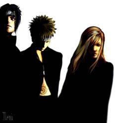 Naruto Semi-Realism by danny-boy