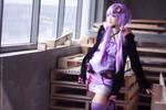 Yukari's Backstage by LeNekoPotato