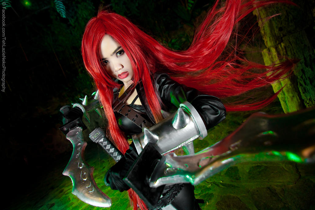 Katarina by LeNekoLightplay