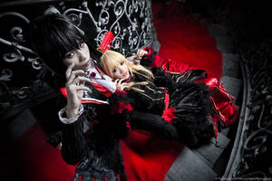 Marchen, His Doll, and the Blood Path of Sins by LeNekoPotato