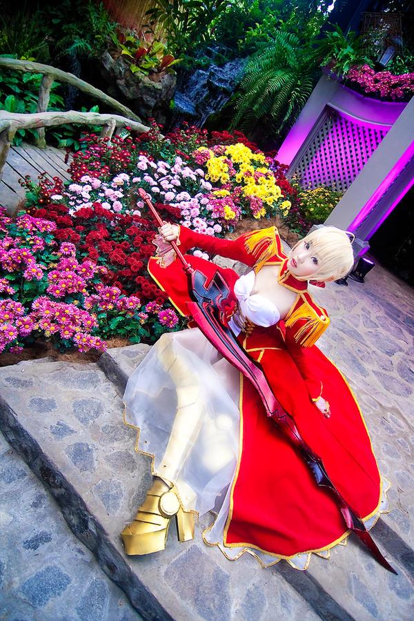 Empress' Garden by LeNekoPotato