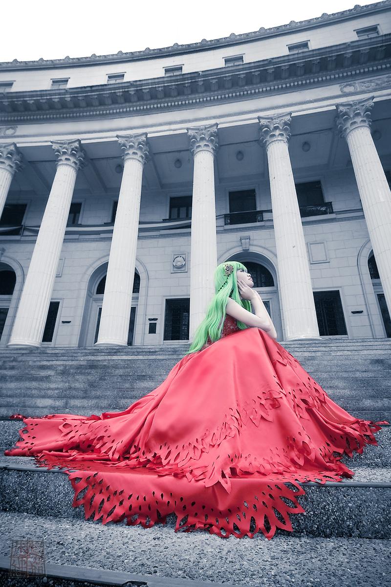 Sweet Red Witch by LeNekoPotato