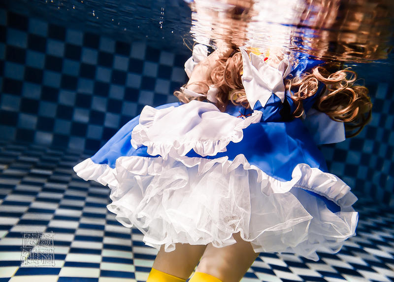 A Teaser to Wonderland by LeNekoLightplay