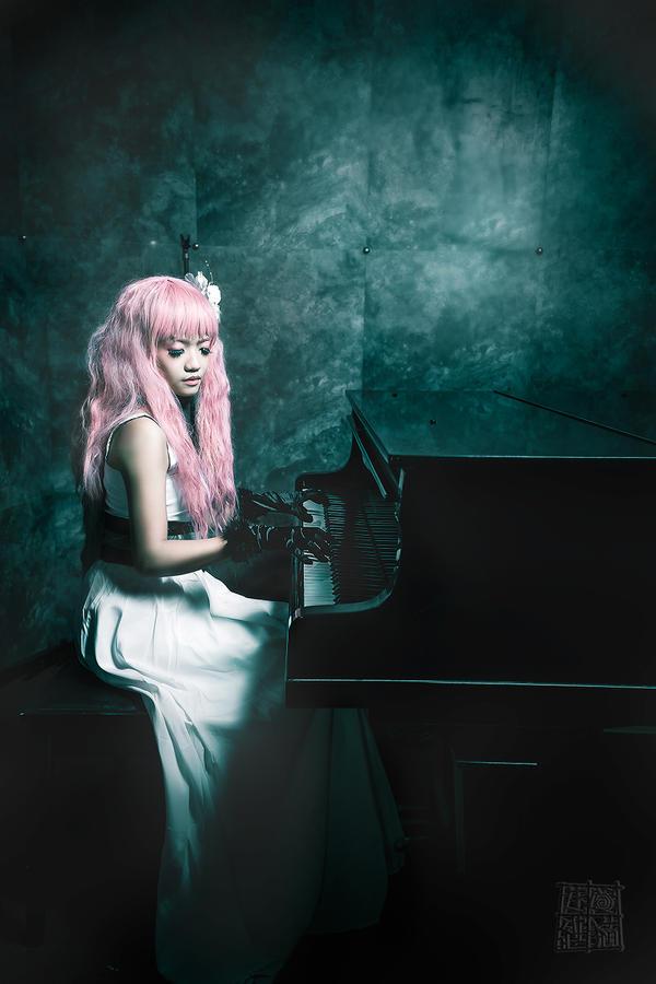 Moonlight Sonata by LeNekoPotato