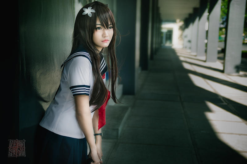 Casual :: School Girl II by LeNekoPotato