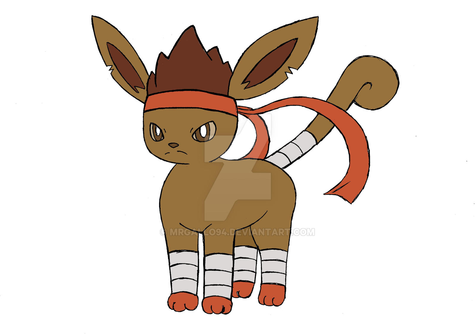Pokemon Eevee Fighting Images | Pokemon Images