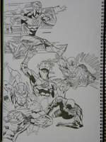 The Flash by zimagzeravla