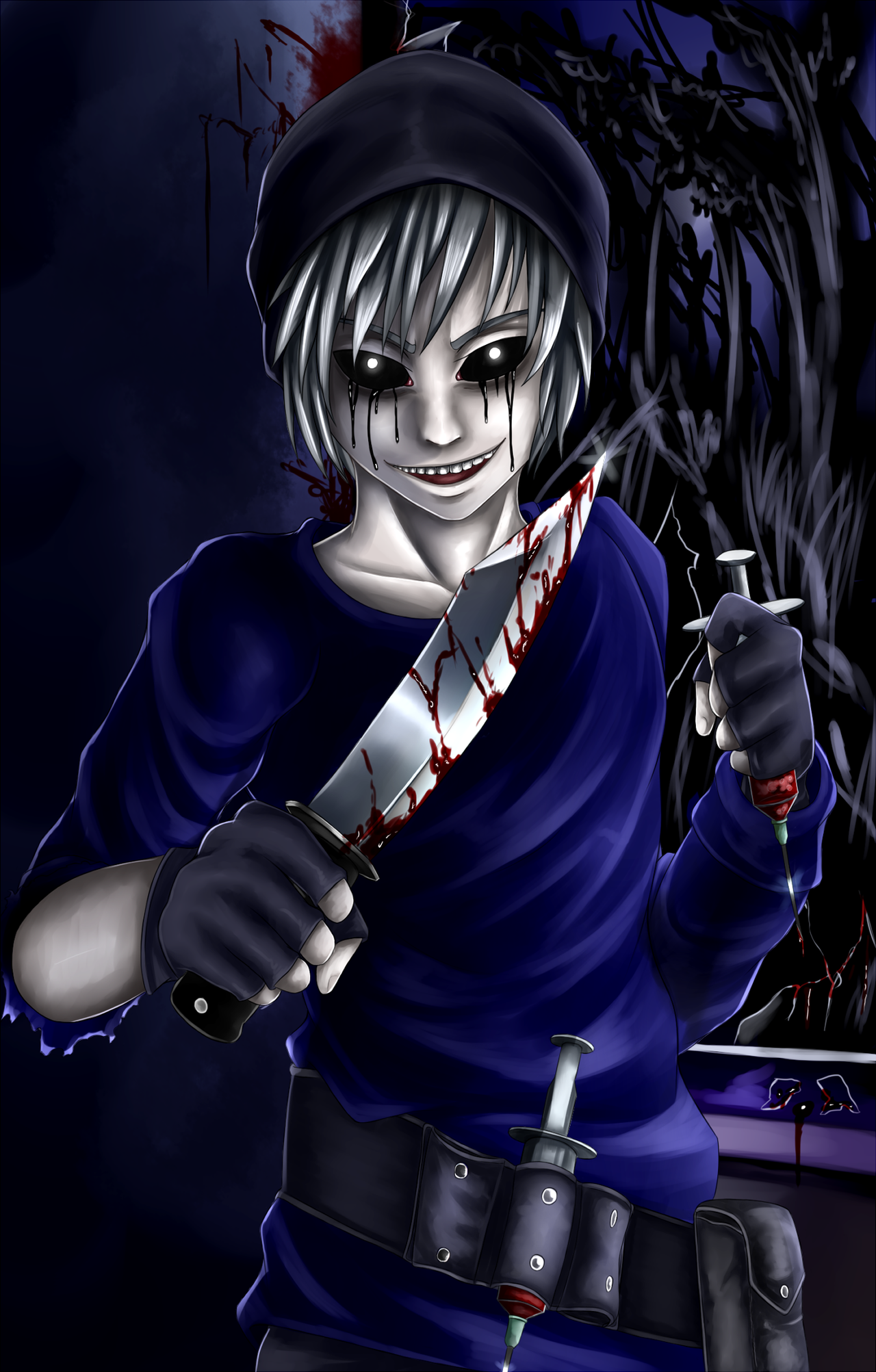 Commission: Nick Vanill By ZombieRay10 On DeviantArt