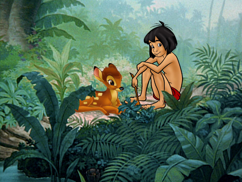mowglibambi by smbunn on deviantart