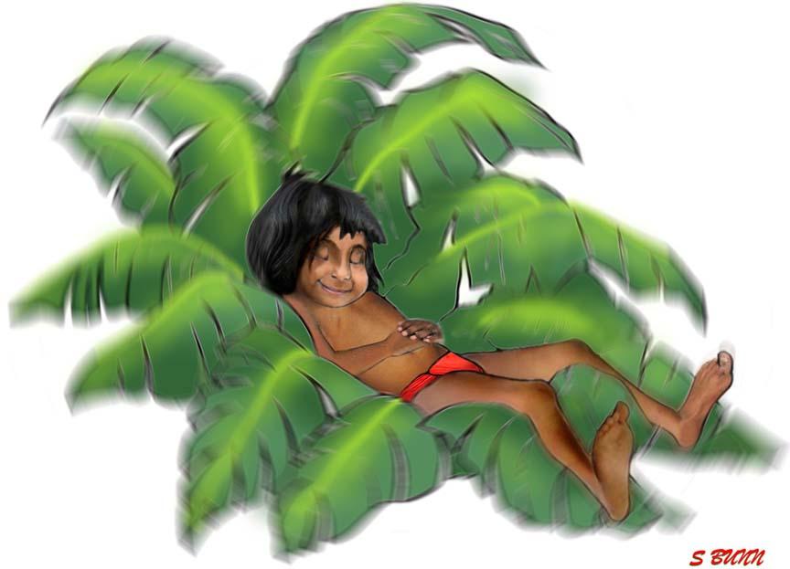 Mowgli-leaves-m by smbunn
