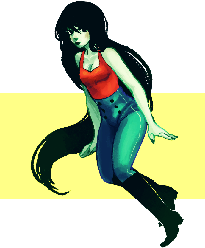Marceline by akipunch