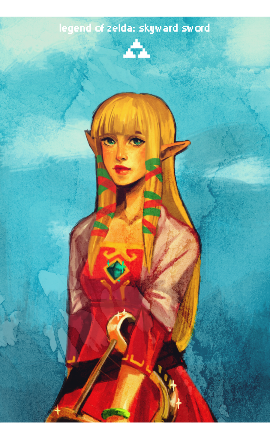 Legend of Zelda: Skyward Sword by akipunch