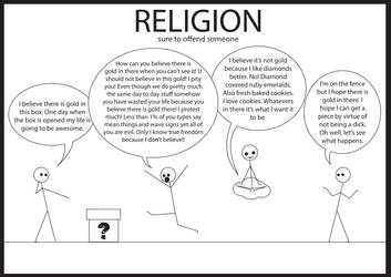 RELIGION SQUAD!! by DrasticAction
