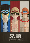 One Piece: Brothers