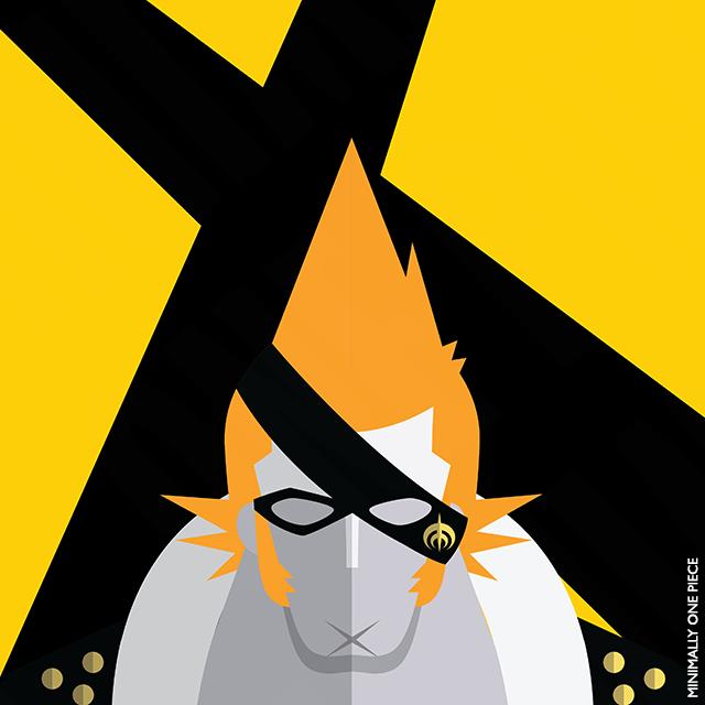 One Piece: X Drake by MinimallyOnePiece