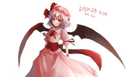 Remilia by patamy