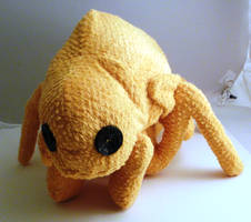 Cicada Nymph Plush 1 by miss-posy