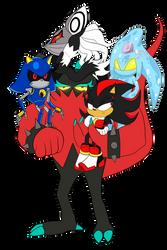 Sonicforcesvillians by OGKE