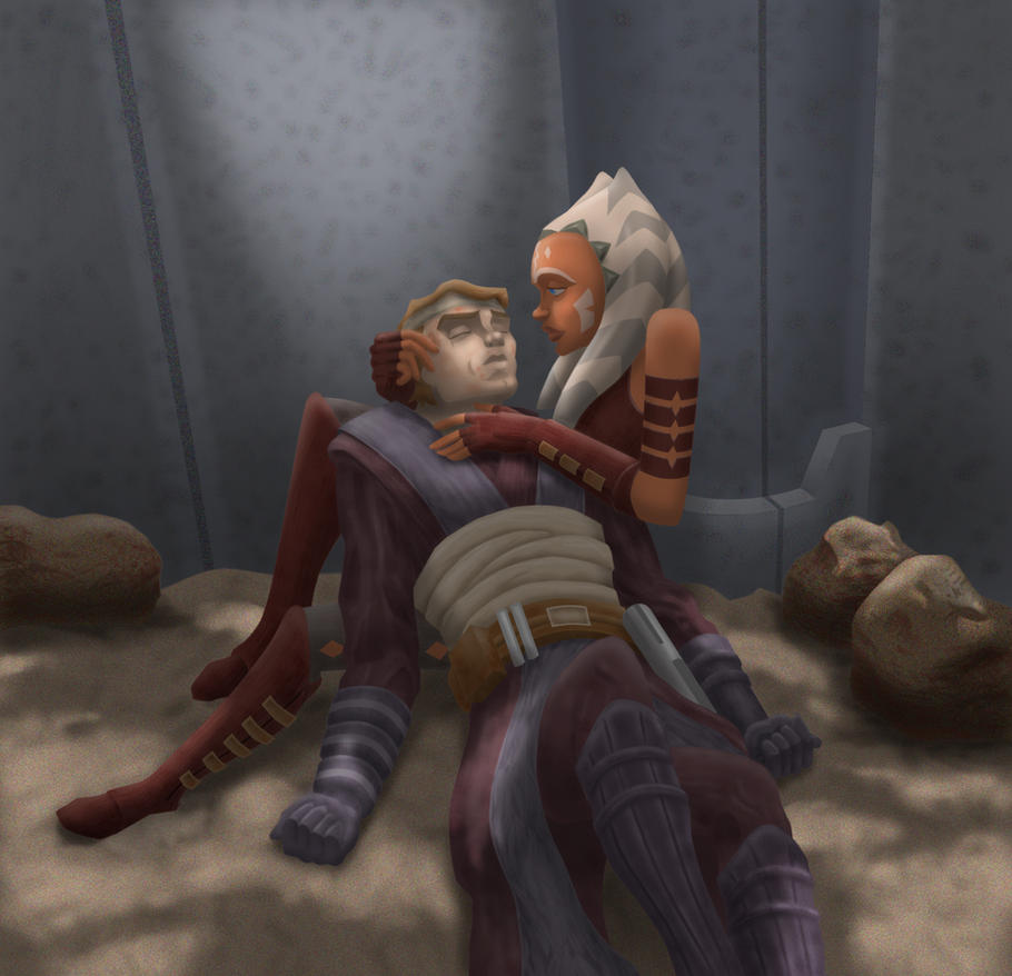 Anakin Skywalker Sex 77