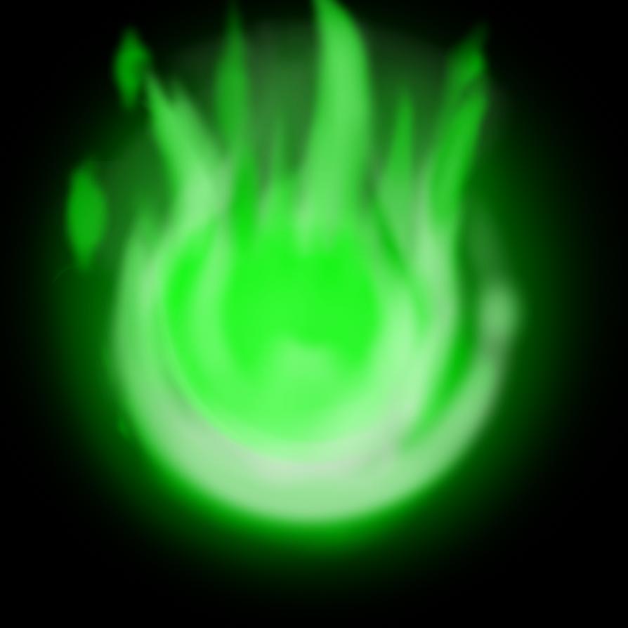 3d огонь
