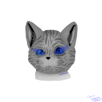 Wheatley Cat by Hollyleafwolf