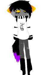 Main fantroll by Hollyleafwolf