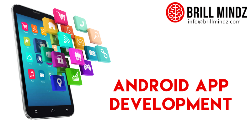 Android App Development Company In India by brillmindzusa ...