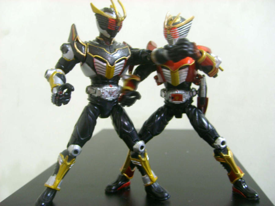 Kamen rider ryuga survive mode